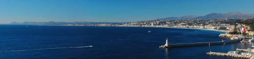 Panorama, Port of Nice