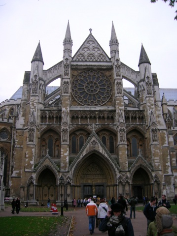 Westminster Abbey, Friday