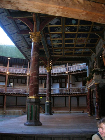 Stage, The Globe